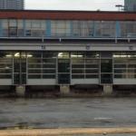 Warehouses - loading bays